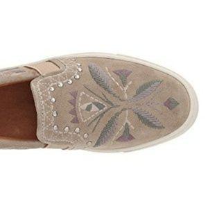 Frye Shoes - Frye Ivy Embroidery Slip On Sneaker